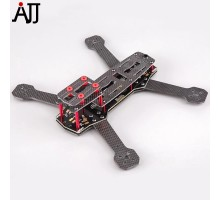 BeeRotor 250 Carbon Fiber frame kit with FPB Racing Camera Quadcopter Drone for PDB BR250