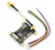EWRF e709TM3 5.8G OSD Adjustable AV Transmitter 5V 48CH with BEC / PWM